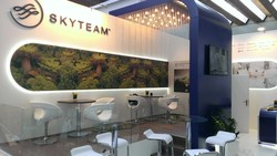 SKY TEAM in the IMEX 2014